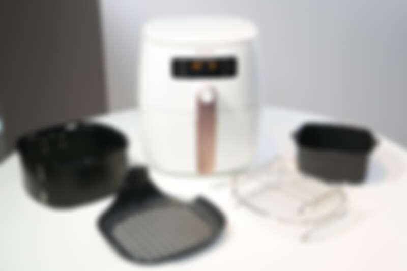 2021年全新改版「飛利浦健康氣炸鍋」即日起上市。