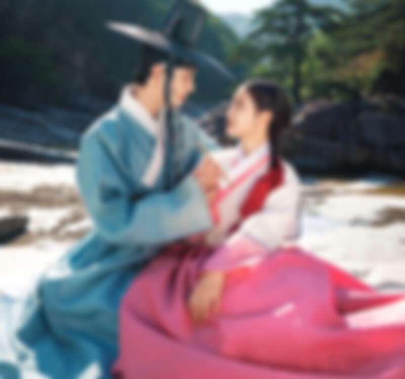 金裕貞、安孝燮 《紅天機》唯美浪漫