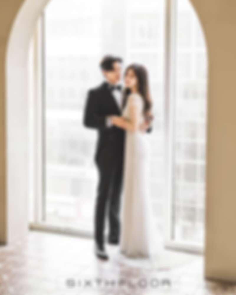 《上流戰爭3》秀蓮、羅根 絕美婚紗照釋出!