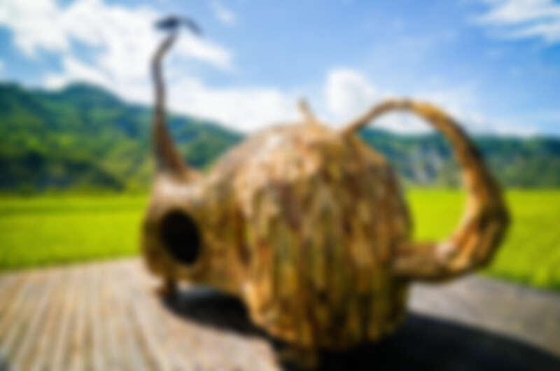 縱谷大地藝術季-漂鳥197 安聖惠作品《療癒系列》