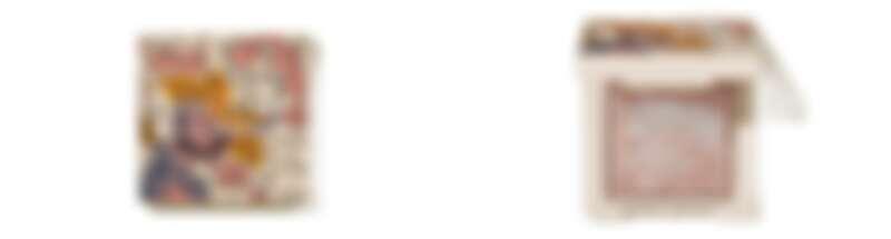 Bobbi Brown芭比波朗 x Ulla Johnson金緻美肌粉精巧版-浪漫薰陶版4g,NT950