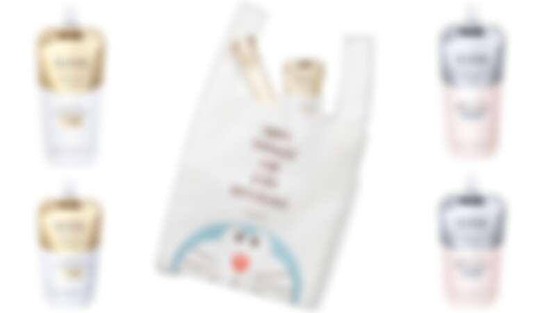 ELIXIR怡麗絲爾補充包+ELIXIR Meets DORAEMON 獨家聯名環保袋