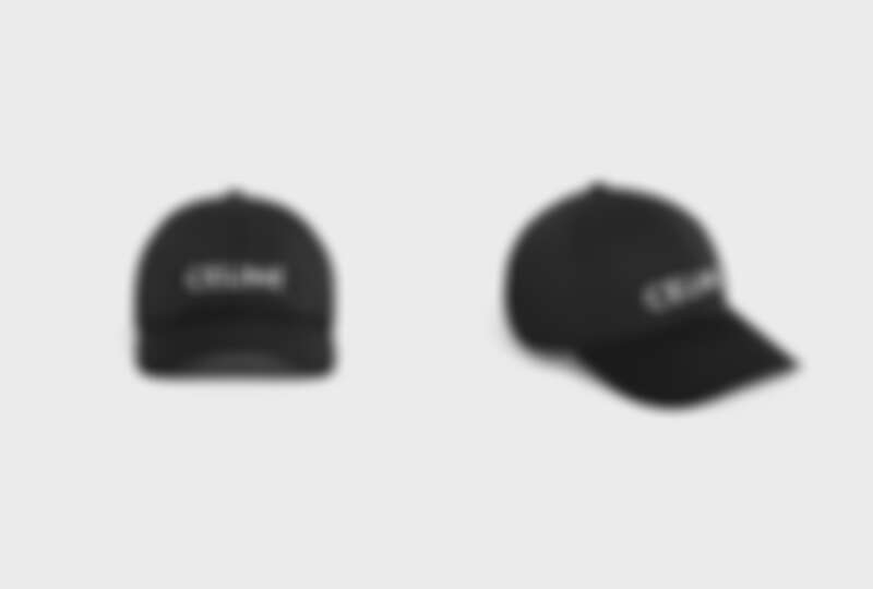 CELINE棉質棒球帽,NT13,000