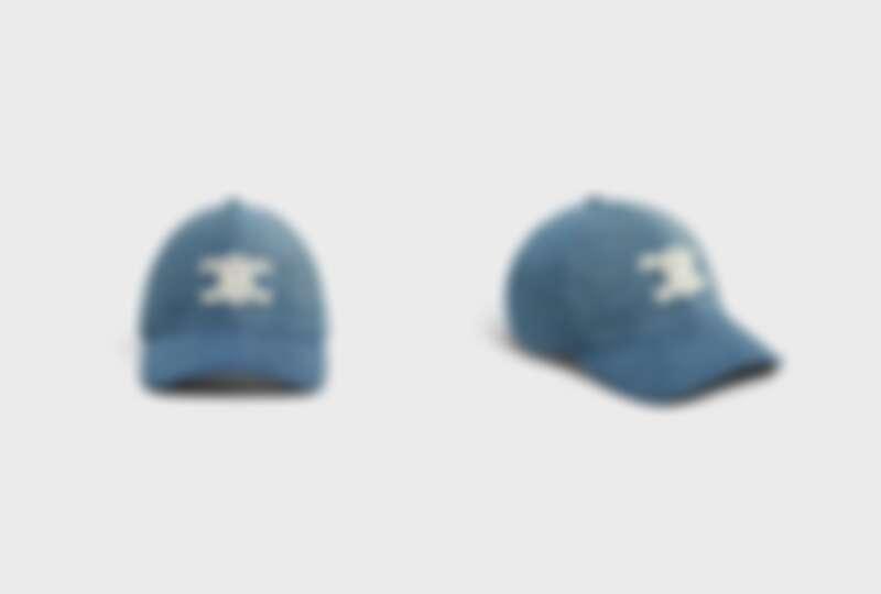 牛仔布TRIOMPHE棒球帽,NT14,500