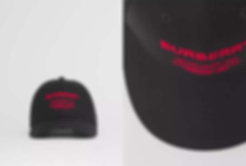 Horseferry圖案斜紋棒球帽,NT12,200