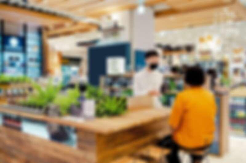 即日起至2021年9月30日於茶籽堂高雄漢神巨蛋店不限金額消費,即贈肖楠葉純淨洗手露50ml