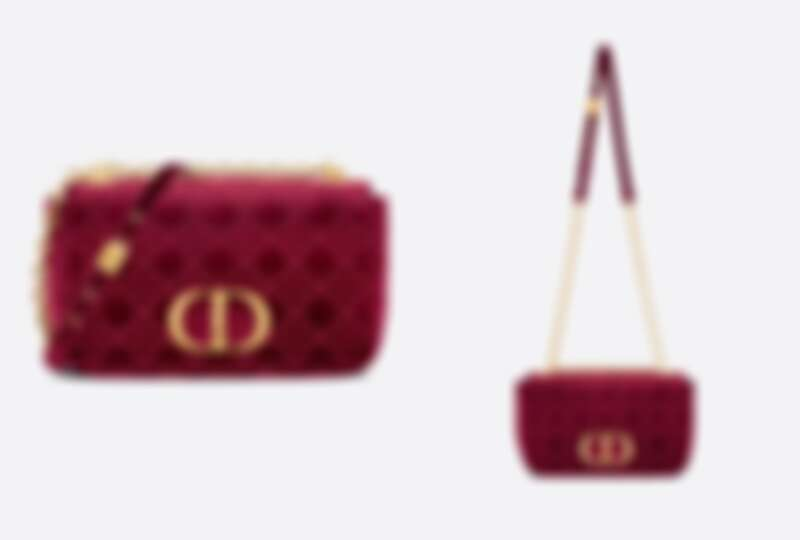 Dior Caro手袋,NT125,000