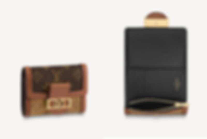 Dauphine錢包,NT34,600