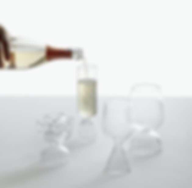 Tutu 蓬蓬裙系列玻璃杯為 Ichendorf 的知名商品。