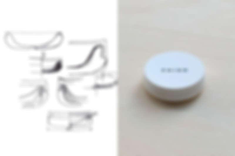 Mist-o 設計產品種類眾多,此為日本美妝品牌的香膏包裝設計。
