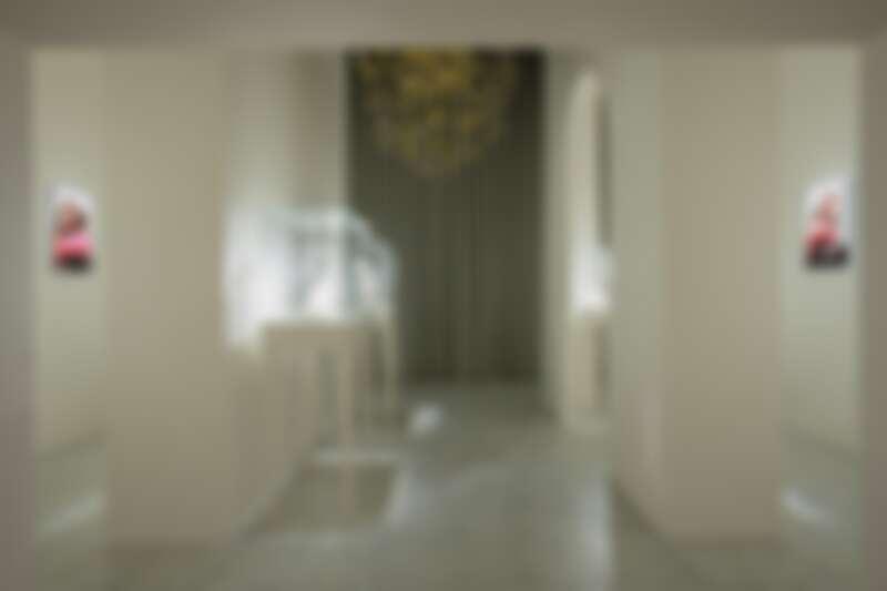 Boucheron全新Holographique系列頂級珠寶來台展出