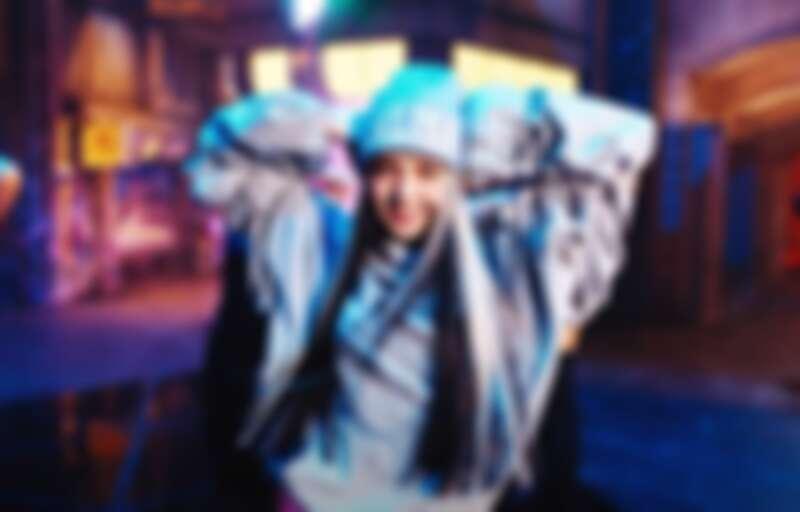 LISA個人 Solo〈LALISA〉MV 驚人百變造型。