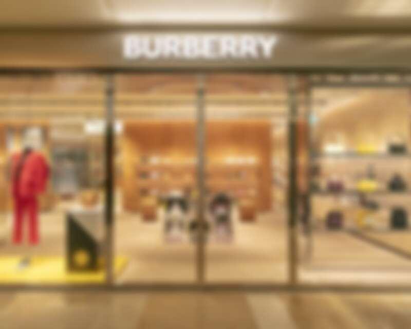 Burberry台中新光三越專賣店