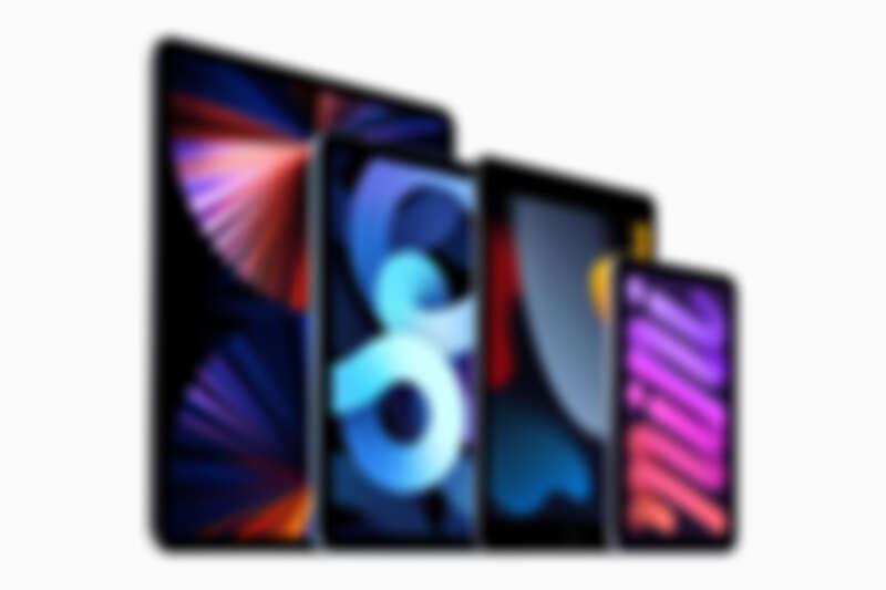 2021全新 iPad 9 及 iPad mini 6正式亮相