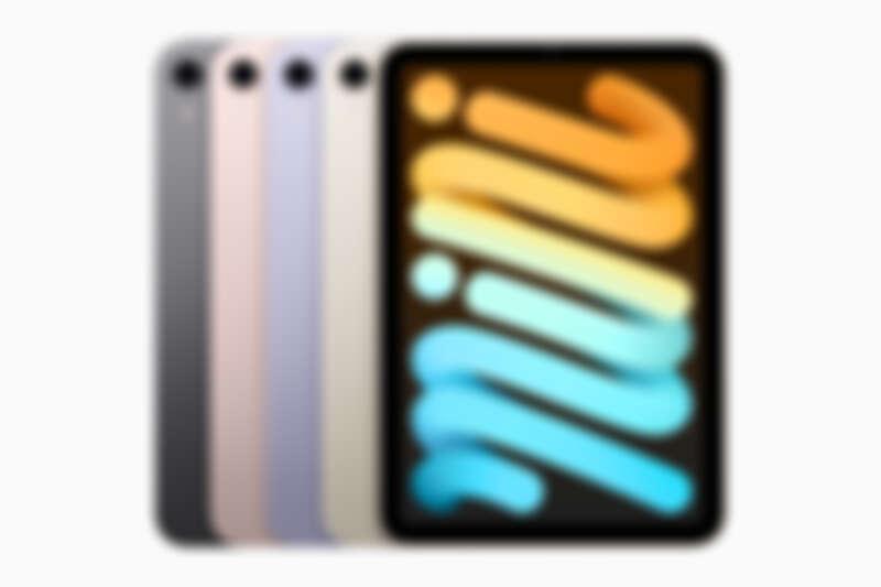 2021 iPad mini 6 共有4款新色