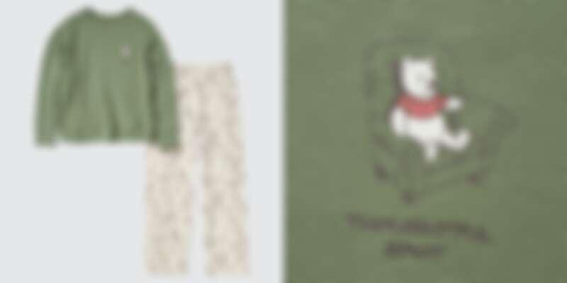 Disney休閒服組(長袖),售價NT$990
