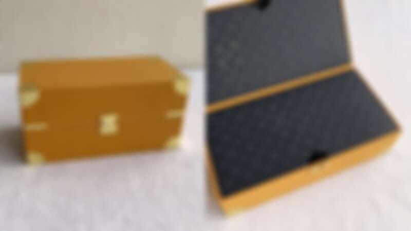LV行李箱月餅禮盒