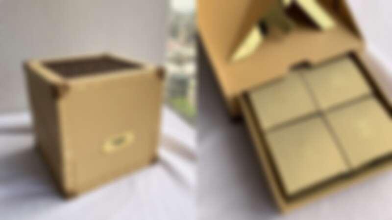 Fendi FF Logo禮盒