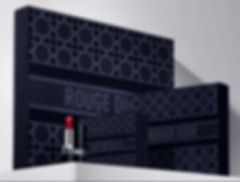 DIOR迪奧2021限量藍星高訂絲絨禮盒。