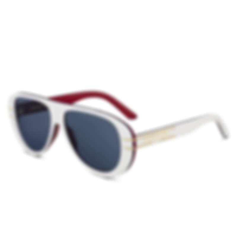 DiorAlps系列白紅框飛行員墨鏡,NT18,100