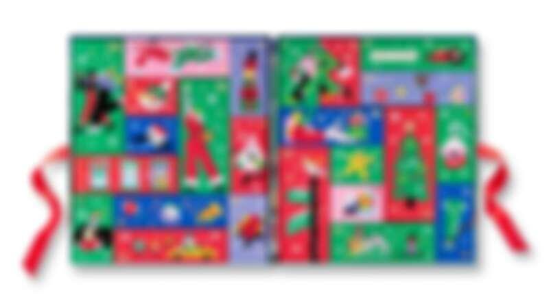 Kiehl's契爾氏2021聖誕倒數月曆