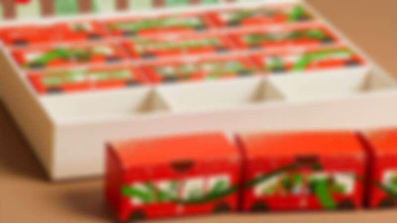 品木宣言2021聖誕倒數月曆