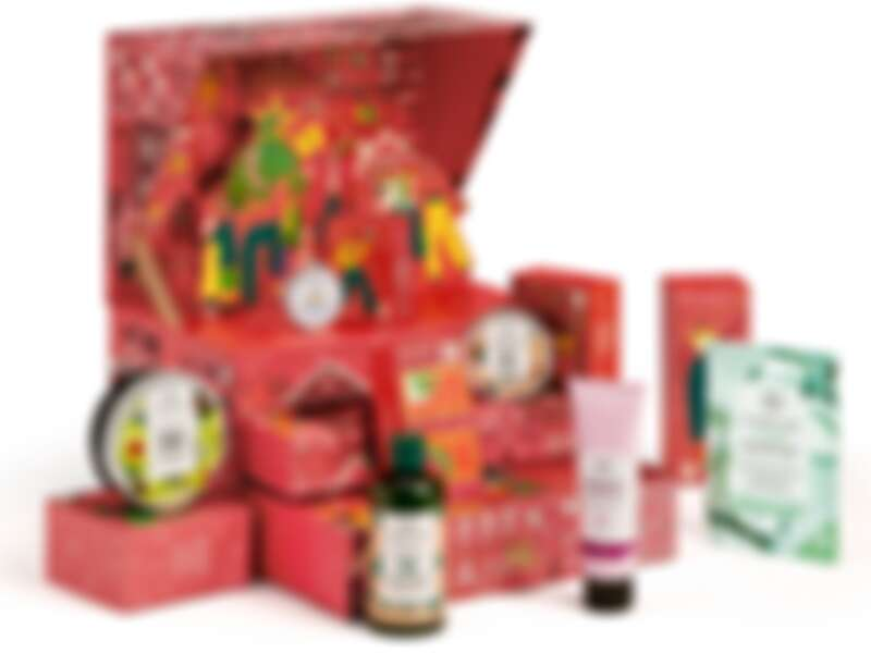 The Body Shop Share Love Big聖誕倒數月曆