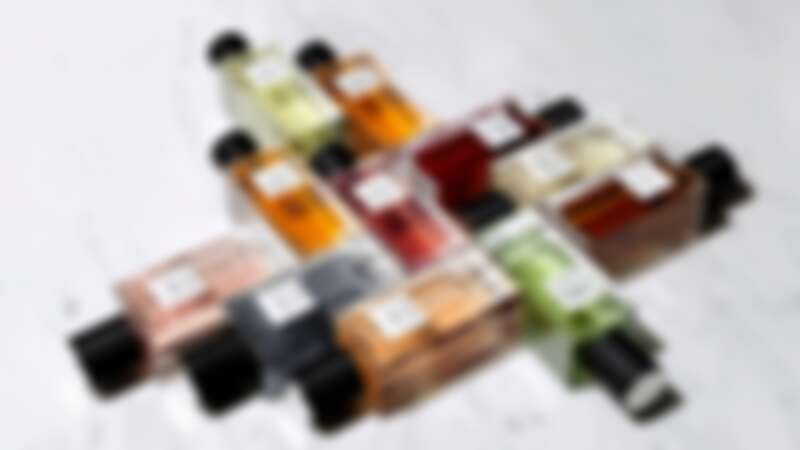 YSL時尚訂製香水系列。