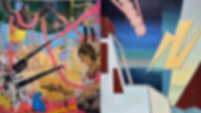 島田奏_It's a small world / 島田奏_VITA NOVA III