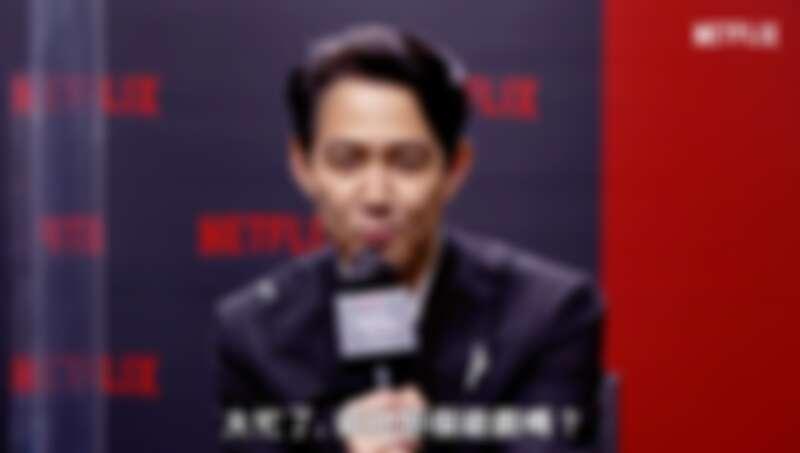 李政宰接受台灣Netflix專訪