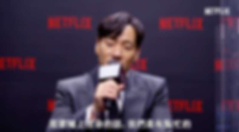 朴海秀接受台灣Netflix專訪
