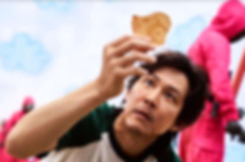 《魷魚遊戲》全球瘋「椪糖」,迷因不斷挑戰高難度!