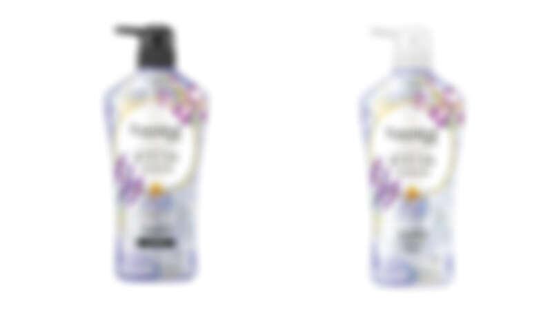 「薰衣草&鳶尾」香氛精油修護洗髮精/潤髮乳 700ml 定價NTD $200