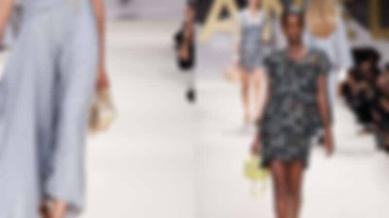 Chanel 2022春夏大秀