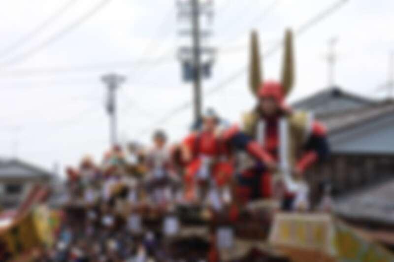 三國祭(來源/公益社団法人福井県観光連盟)