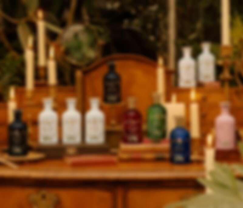 GUCCI古馳頂級香水系列-煉金士花園,2021年推出第12罐新香水。