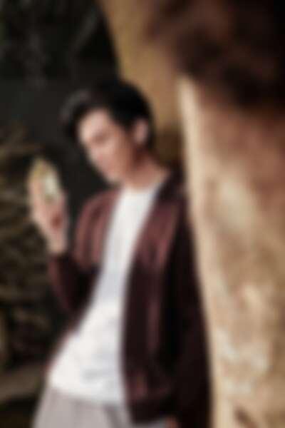 男神邱澤詮釋全新Jo Malone London白樺木與薰衣草香水。