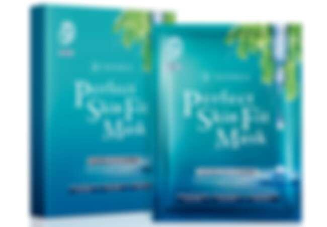 專科極效服貼海葡萄保濕面膜單片入,NT89、4片入,NT339