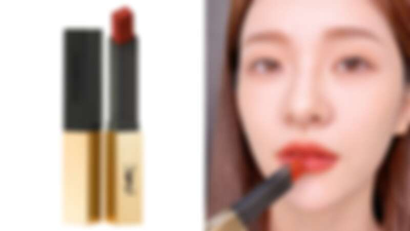 YSL奢華緞面絲絨唇膏2021誘惑棕紅系列(#32欲滴巧棕),NT1,360