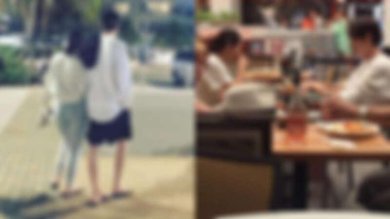 申敏兒、金宇彬 相差5歲姐弟戀,6年長跑依舊甜!