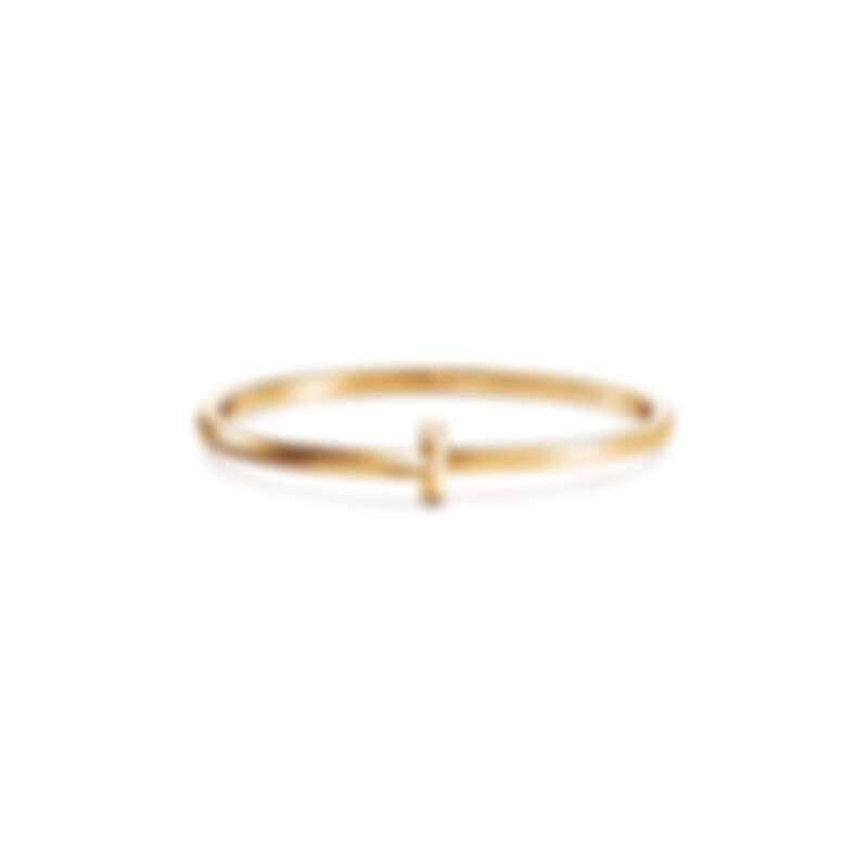 Tiffany T1 18K金窄版手環 NT$127,000