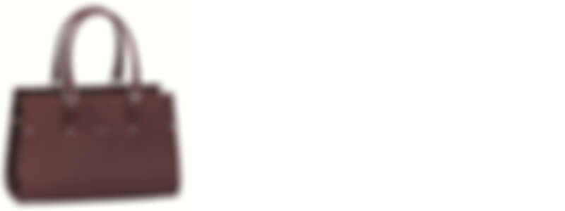 Paris Premier酒紅色款 NT72,300(小)、NT80,100(大)
