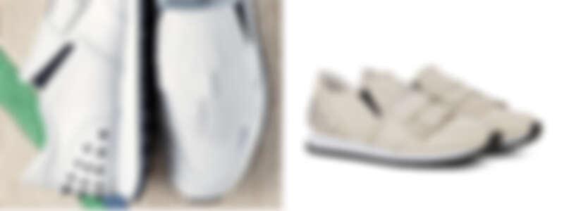 TOD'S流蘇飾片豆豆運動鞋,NT25,200。