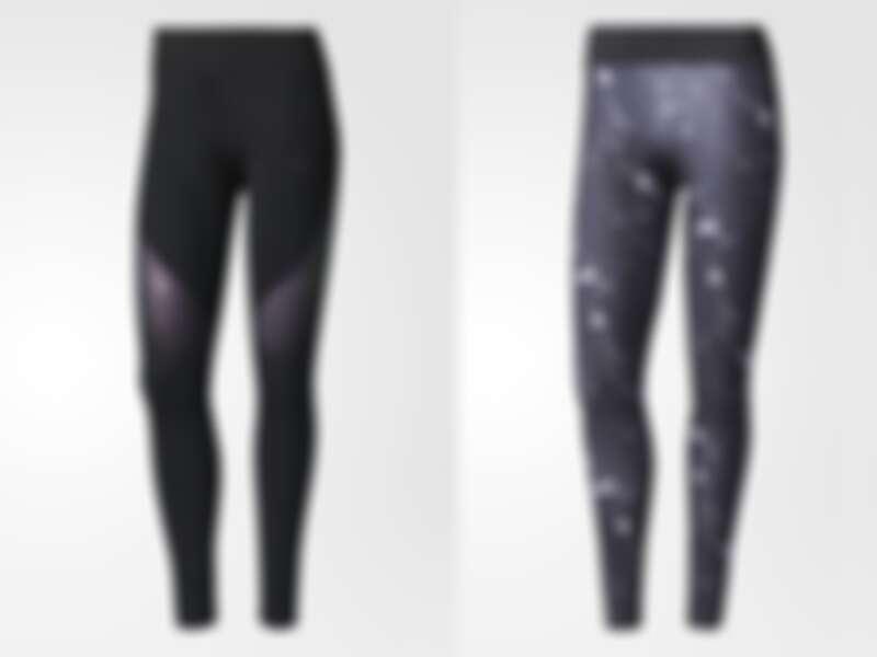 高度壓縮緊身褲,B45791/ NT2,990、BQ2116/ NT2,290。
