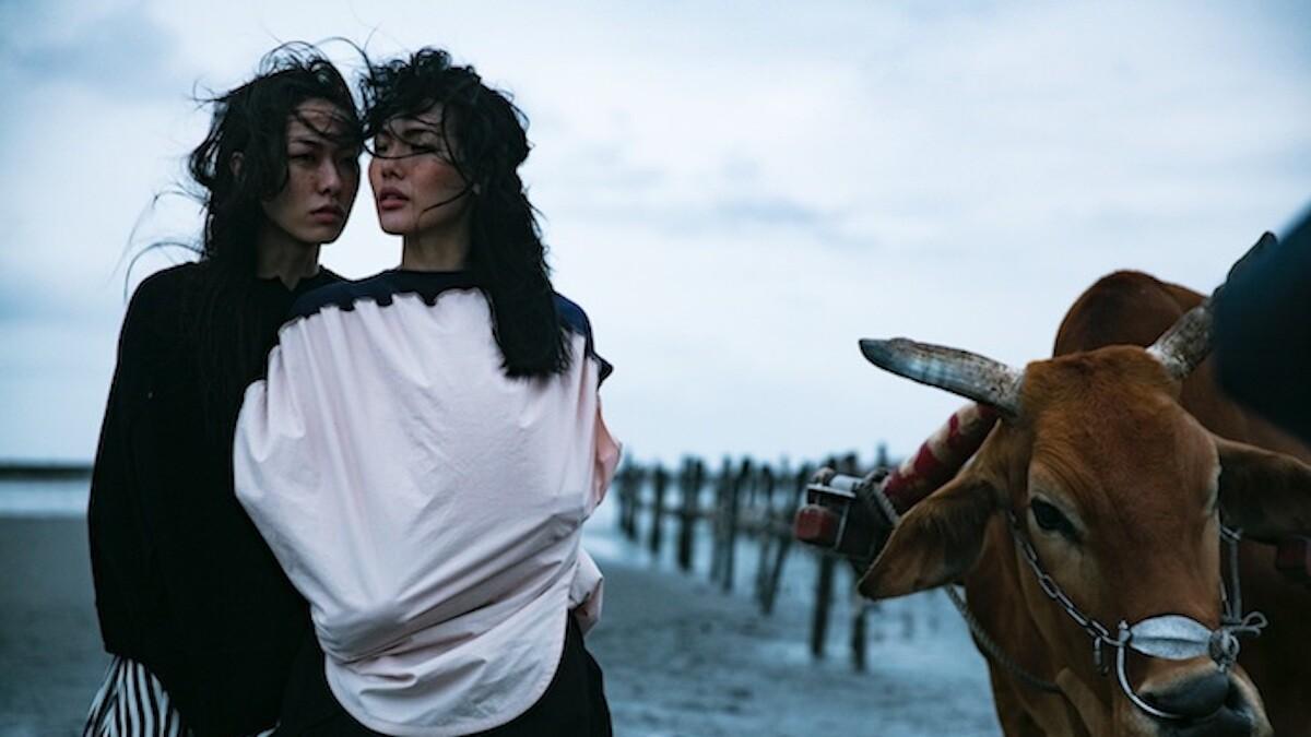 那些年我們一起追的西岸風光!CHARINYEH領銜「蚵」畫最獨特的時尚攝影