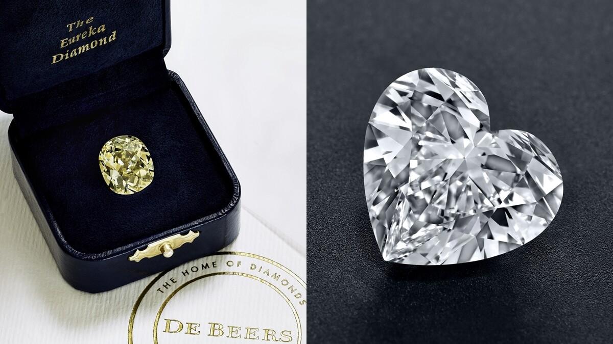 【珠寶小學堂】史上首顆於南非開採的鑽石、金伯利岩鑽石原石…De Beers鑽石專家帶你看懂內行知識!