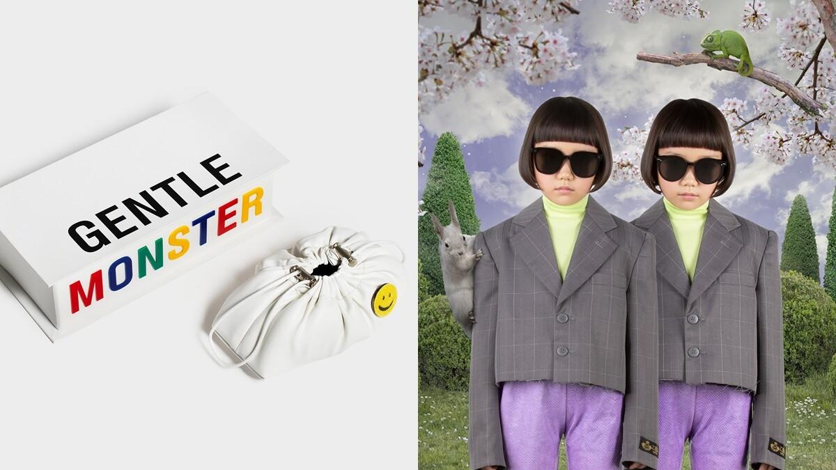 GENTLE MONSTER首次推出兒童墨鏡!形象照中的小潮妹「女版小GD」Coco Hamamatsu穿搭功力讓大人也被圈粉