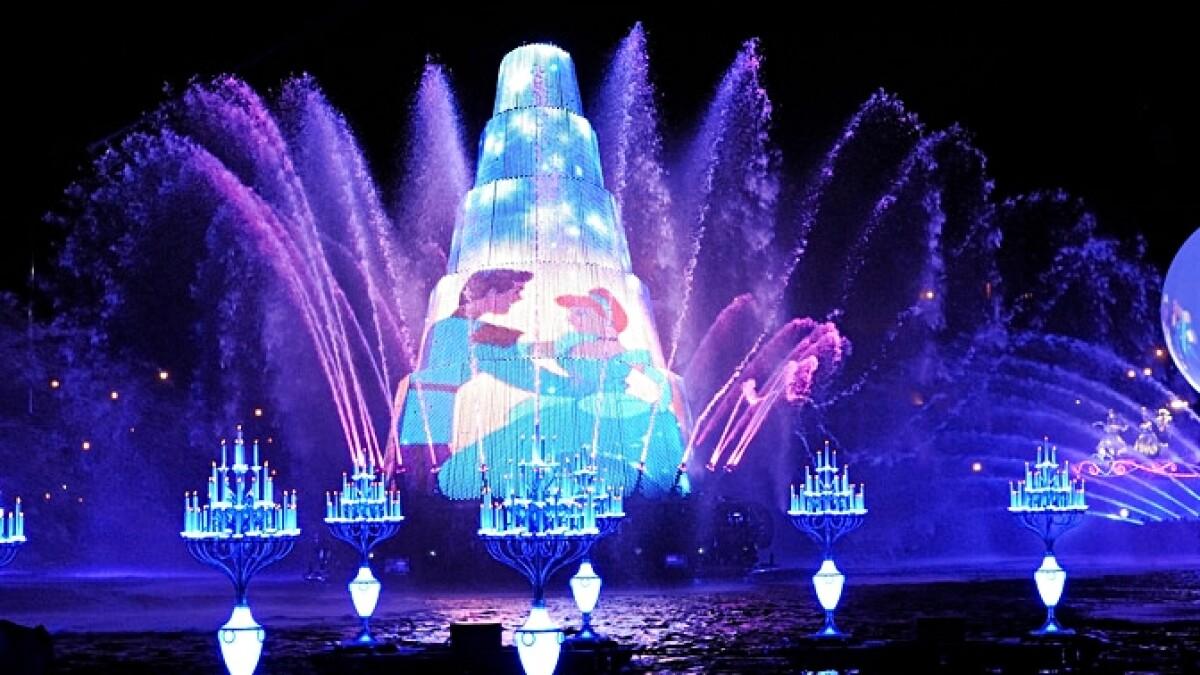東京迪士尼海洋夜間魔幻秀「Fantasmic!」將於2020年3月結束,9年精彩大秀劃下句點