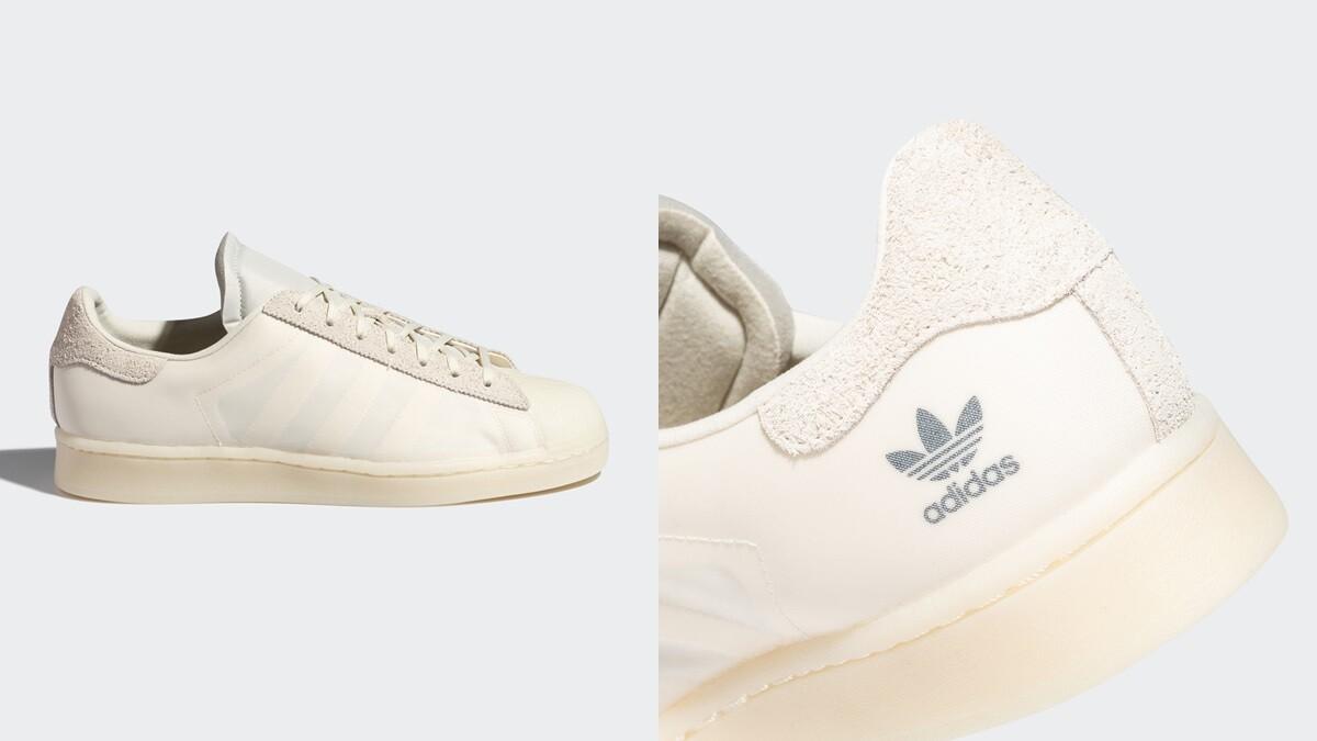 adidas Originals攜手陳奕迅推出Superstar聯名鞋款,創新透明鞋面、霧灰麂皮拼接…衝著這些原因非買不可