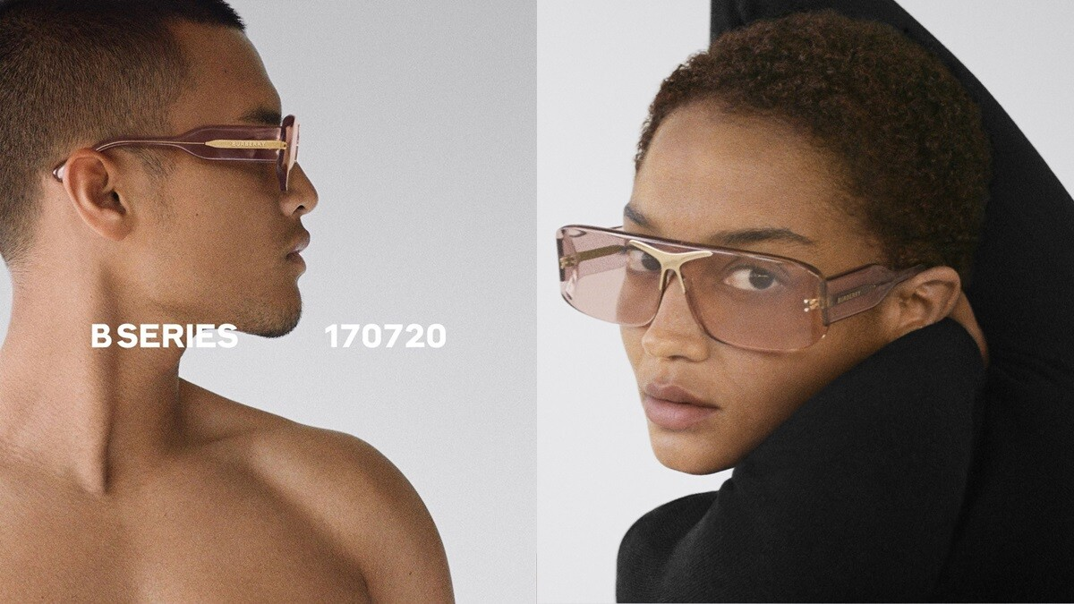 夏日必備夢幻玫瑰粉墨鏡!Burberry限時24小時開賣全新布萊克太陽眼鏡,戴上一秒打造女王氣場